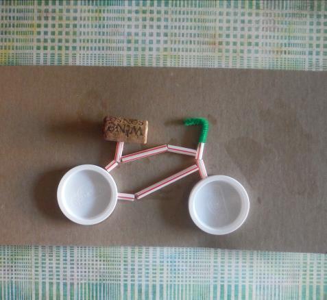 Bike Crafts For Preschoolers