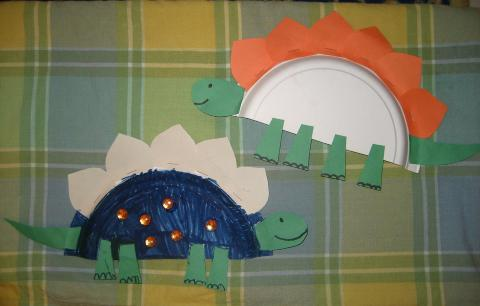 & Dinosaur Theme Day